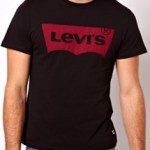 Remera Levi´s Standard Graphic Crew / Brand Sports