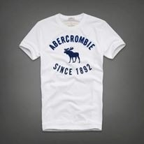 Remeras Mujer Hombre Abercrombie & Fitch + Hollister