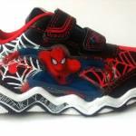 Zapatillas Spiderman Mundo Moda Kids