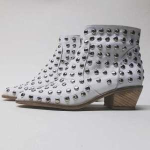 Botinetas Mujer  Zuecos Sandalias Zapatos Cuero Vacuno
