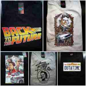 Remeras Volver Al Futuro Back To Future *mr Korneforos*