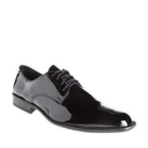 Zapatos Charol De Vestir Hombre Cuero Simil - Quality Import