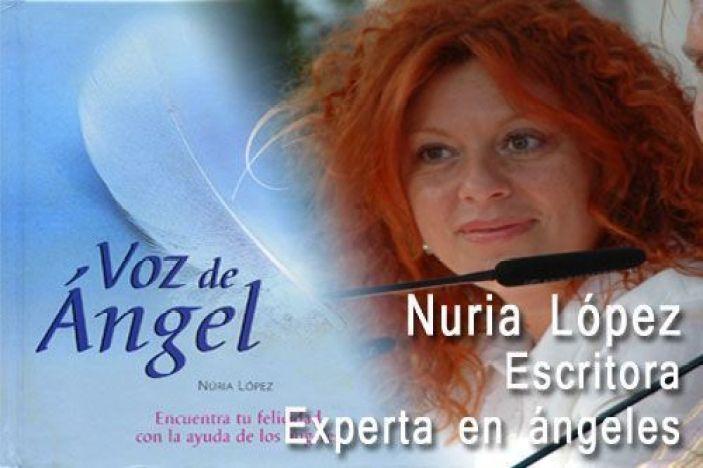 Voz de Ángel Nuria López