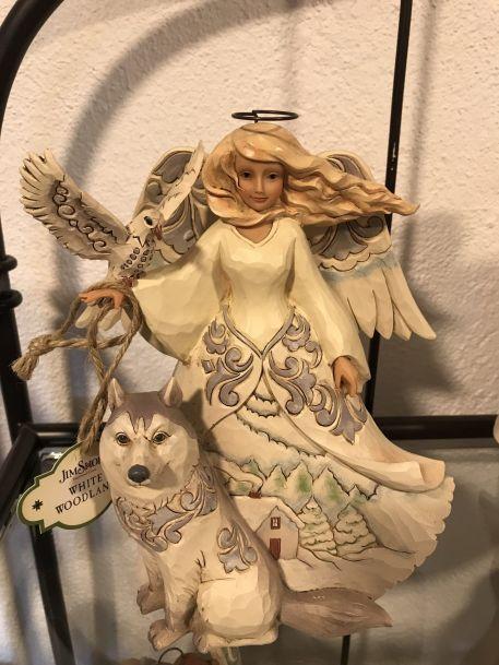 Angel de la Madre Tierra