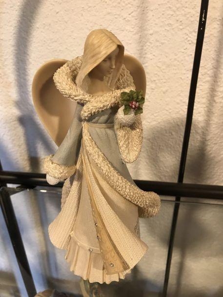 Angel de la Dulzura y la espiritualidad