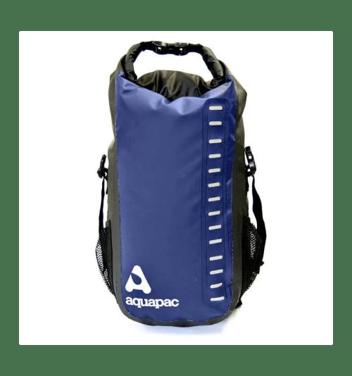 Macuto trailproof Aquapac 792 IPX6 de 28l azul/negro 1
