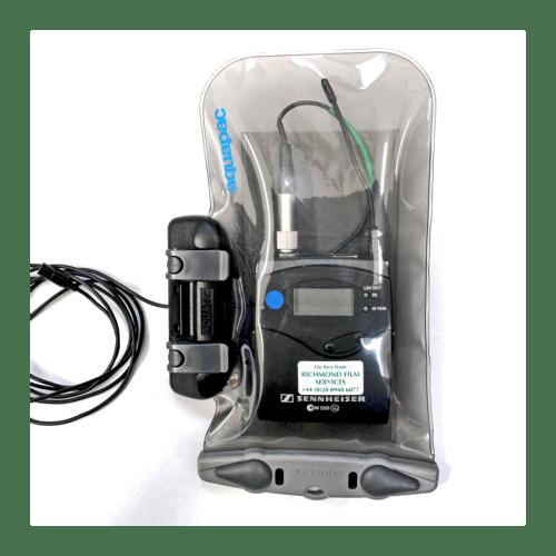 Funda con conexión externa Aquapac 548 IPX5 mediana