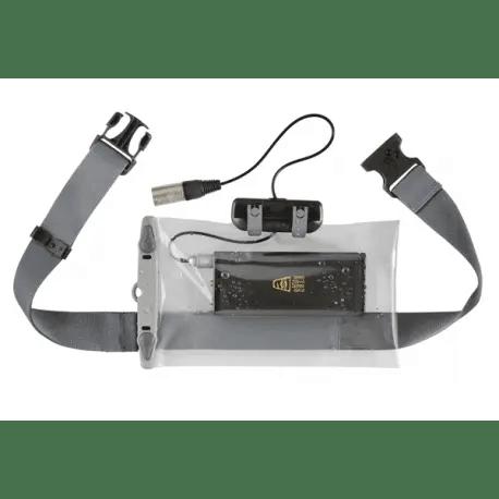 Funda con conexión externa Aquapac 558 IPX5 grande