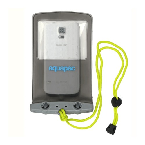 Funda Aquapac 348 IPX8 para móvil y GPS pequeña