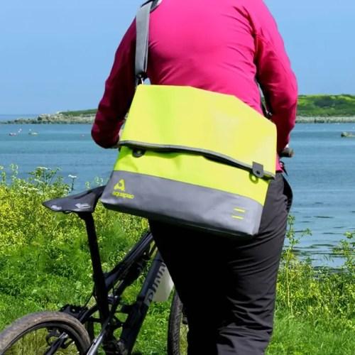 Tote bag trailproof Aquapac 053 IPX3 grande naranja