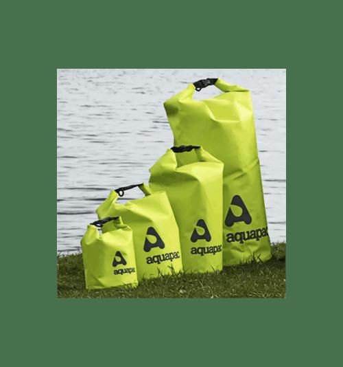 Petate trailproof Aquapac 713 IPX6 de 15l lima