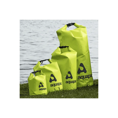 Petate trailproof Aquapac 715 IPX6 de 25l lima