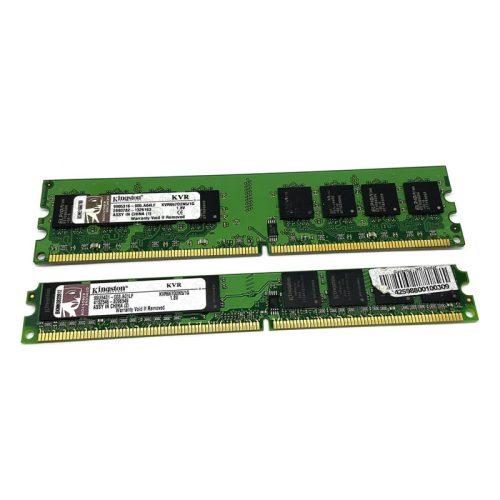 Módulo de memoria Kingston DIMM DDR2 1GB 667 Mhz 1
