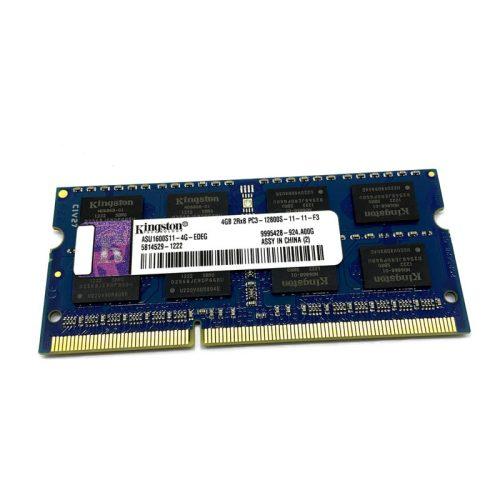 Módulo de memoria Kingston SO-DIMM DDR3 4GB 1600 Mhz 1