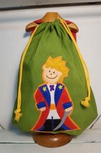 mochila infantil delprincipito de gala