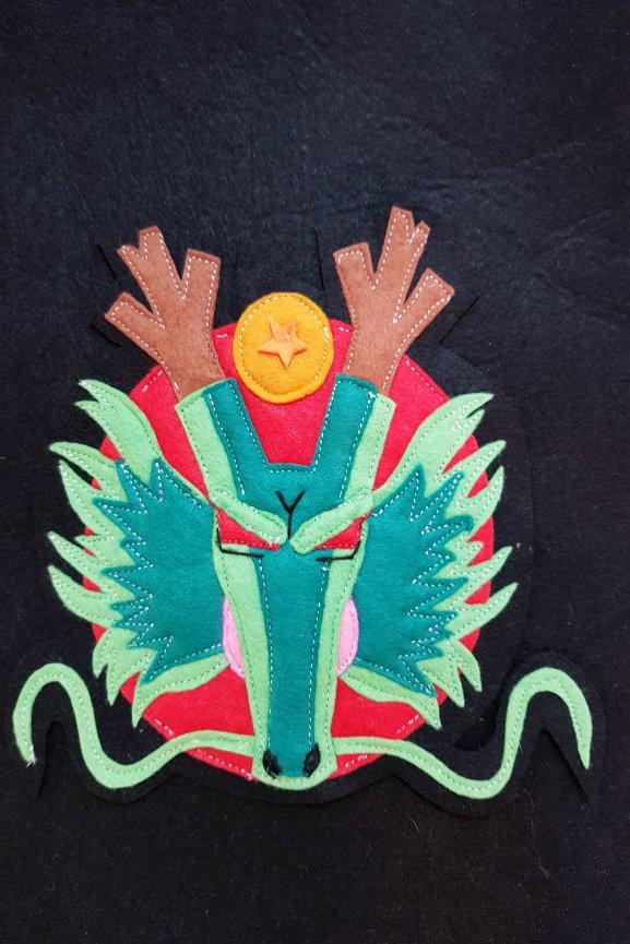 Camiseta Dragon Shenron