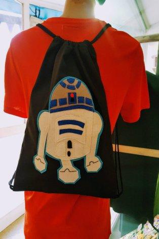 mochilas saco R2D2