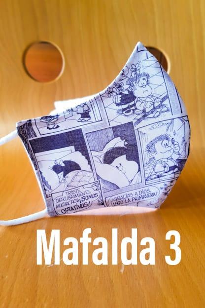 Mascarilla Mafalda 3