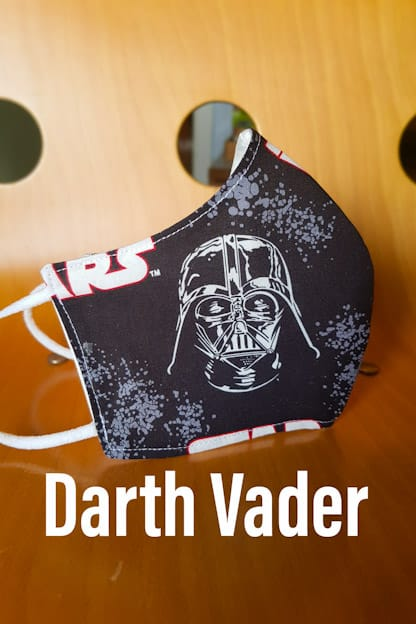 mascarilla Darth Vader