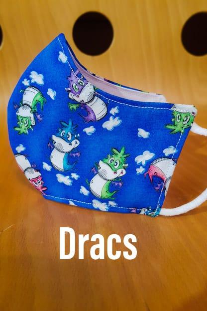 mascarilla Dracs