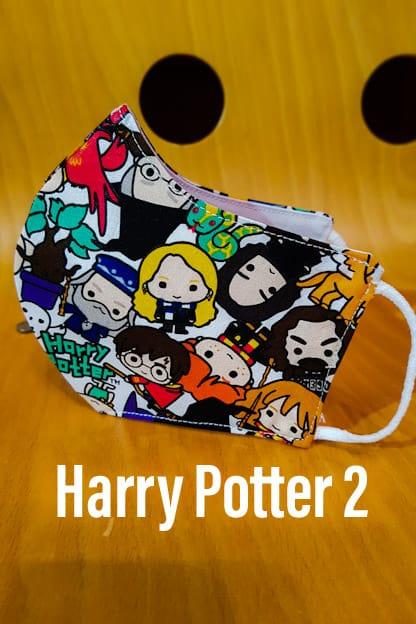 mascarilla Harry Potter 2