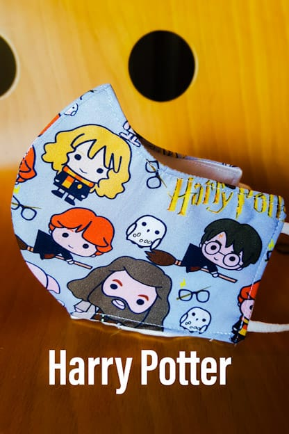 mascarilla Harry Potter