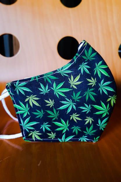 mascarilla Marihuana