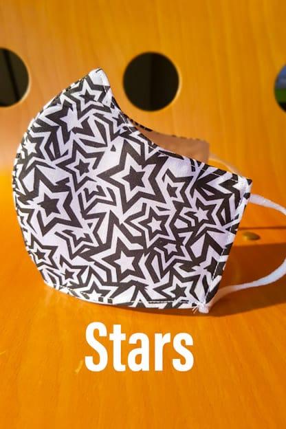 mascarilla stars