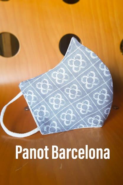 mascarilla Panot Barcelona