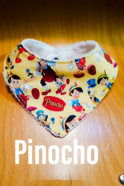 Bandana Pinocho