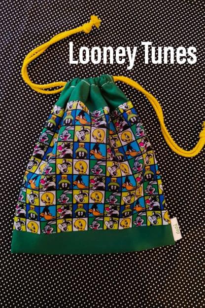 bolsa infantil Looney Tunes