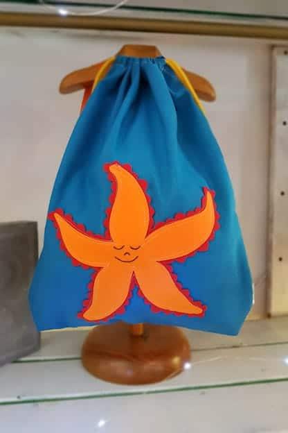 mochila infantil Estrella de mar