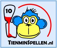 TienminsSpellen.nl: Link naar homepagina