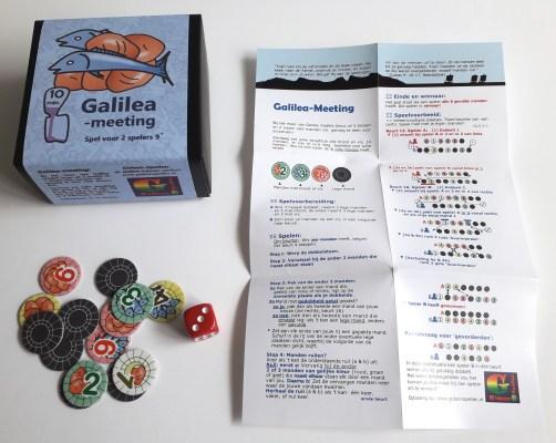 Speelplezier met Galilea-meeting