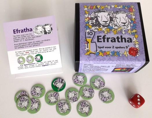 Evangelisatie-spel in een sieradendoosje: Efratha