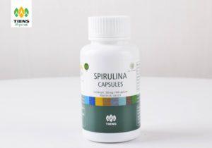 Spirulina Tiens protein tinggi bisa dipakai maskert wajah