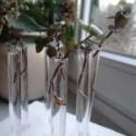 Golliwoog aus dem Reagenzglas