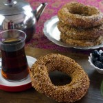 Simit – Sesamkringel