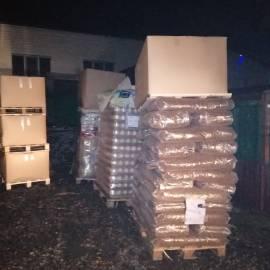 Spenden in Cluj (Klausenburg)/Rumänien angekommen