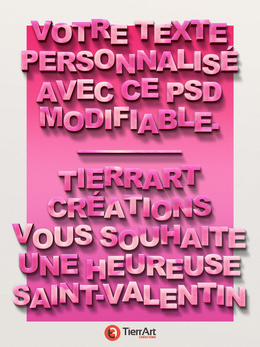 template-St-Valentin