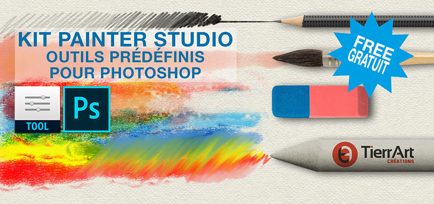 Kit Painter Photoshop