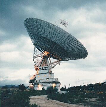 Radiotelescopio de Robledo