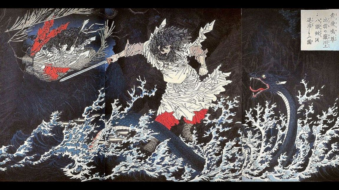Japanese mythology in Naruto, deeper than you think