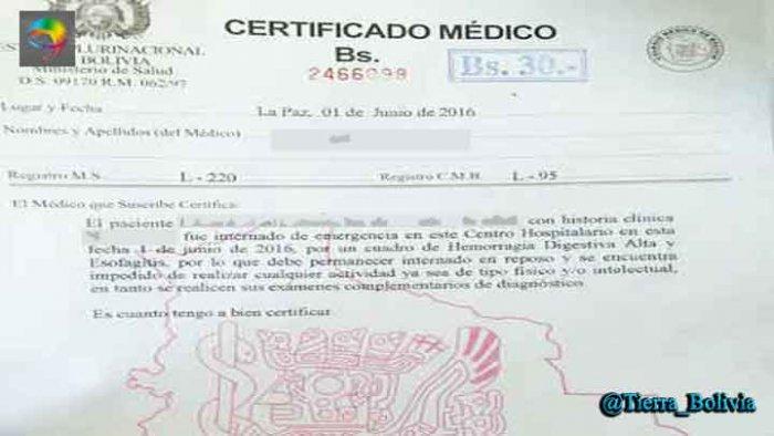Por Decreto Gobierno Establecer Gratuidad Del Certificado