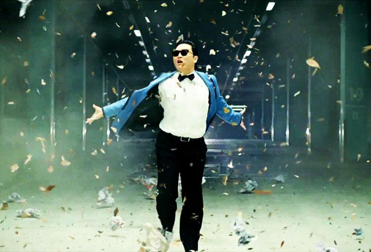 PSY - GANGNAM STYLE el video más visto en el mundo