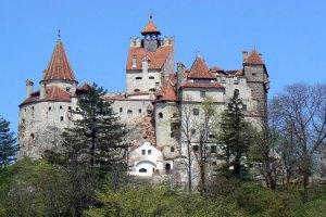 el castillo de Drácula