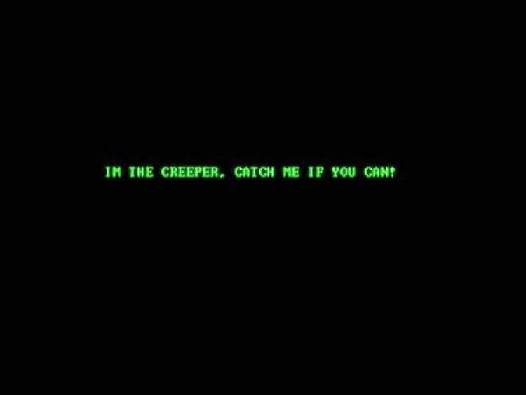virus the creeper