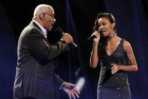Shanice and Maurice Duet