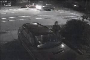 Sorpresa! Le robaron su coche antiguo pero...