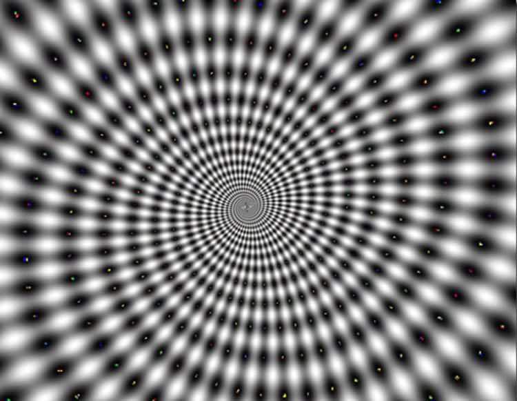 Imágenes de ilusiones ópticas que no creerá posible